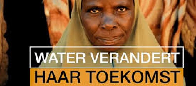 Vastenaktie 2019. Schoon water verandert alles